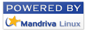 Powered by Mandriva Linux